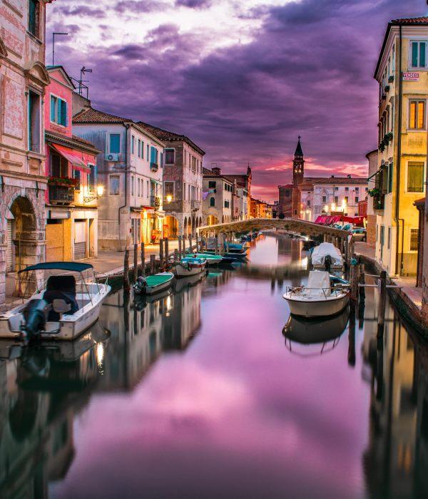 Hier sehen Sei ein Bild von Venedig - eines der Reiseziele von Diamond Limousine Service GmbH aus Tirol - Vip-Limousinenservice