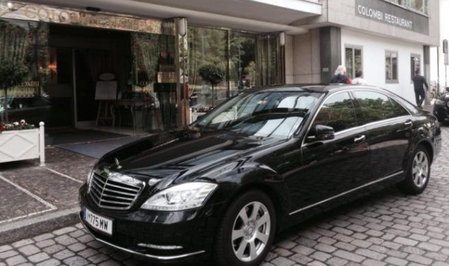 iamond Travel Service Tyrol OG - Service - Mercedes S-Class - Hotels